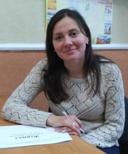 Балута Вікторія Сергіївна